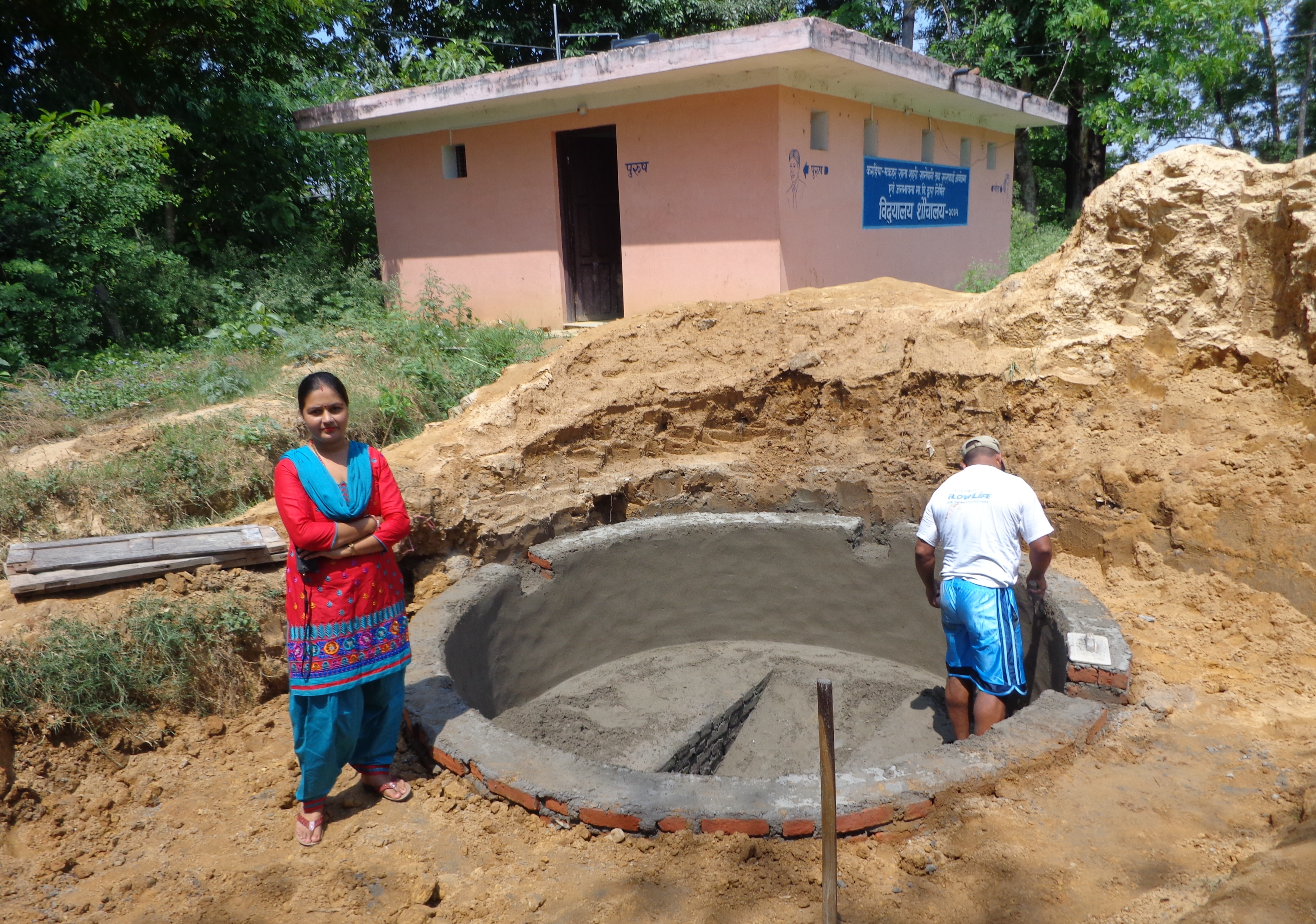 Solid waste management project | Friends Service Council Nepal